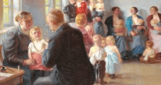 Smallpox vaccination
